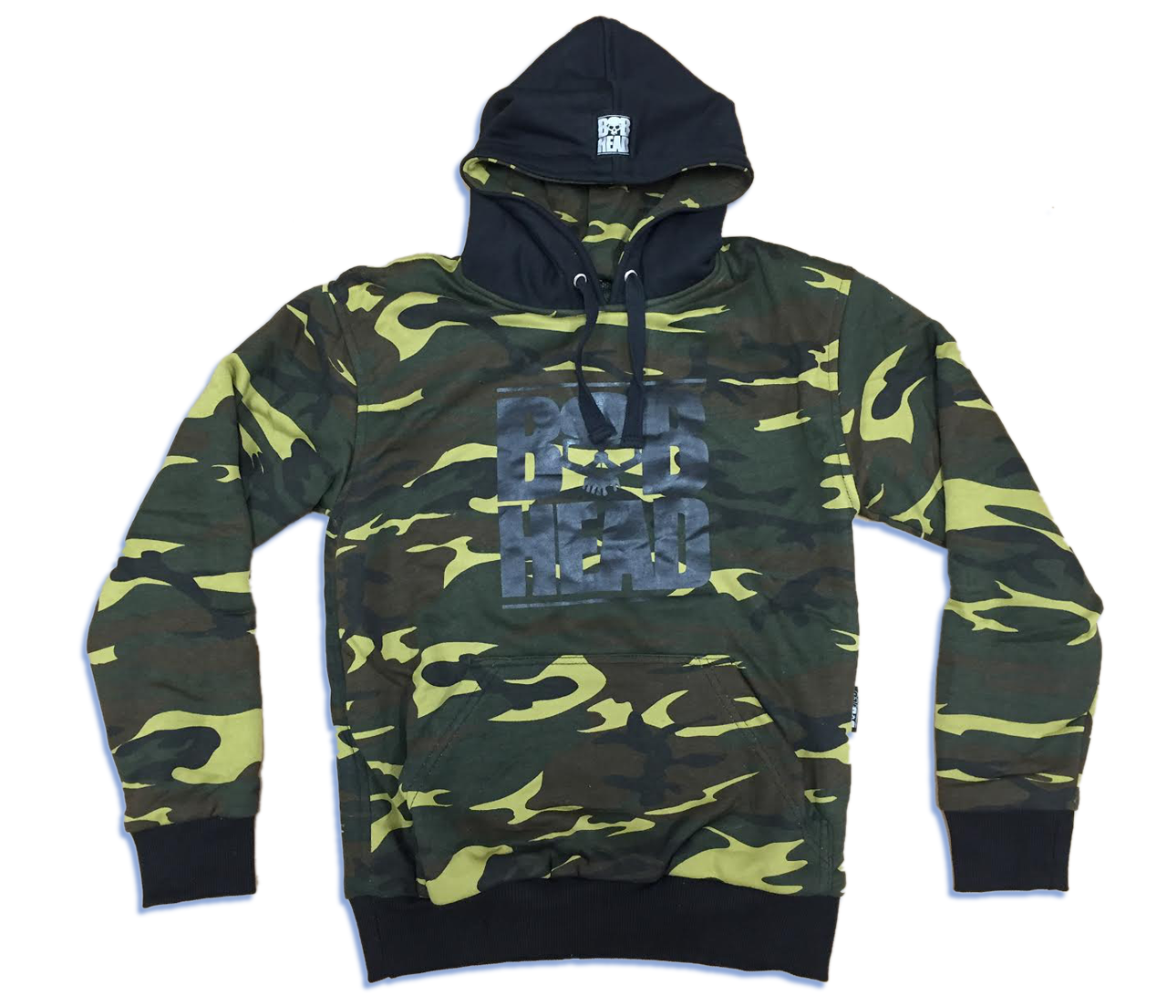 27f5b4b6a39 BOBHEAD Camo Hoodie – welcome to the official BOBHEAD website