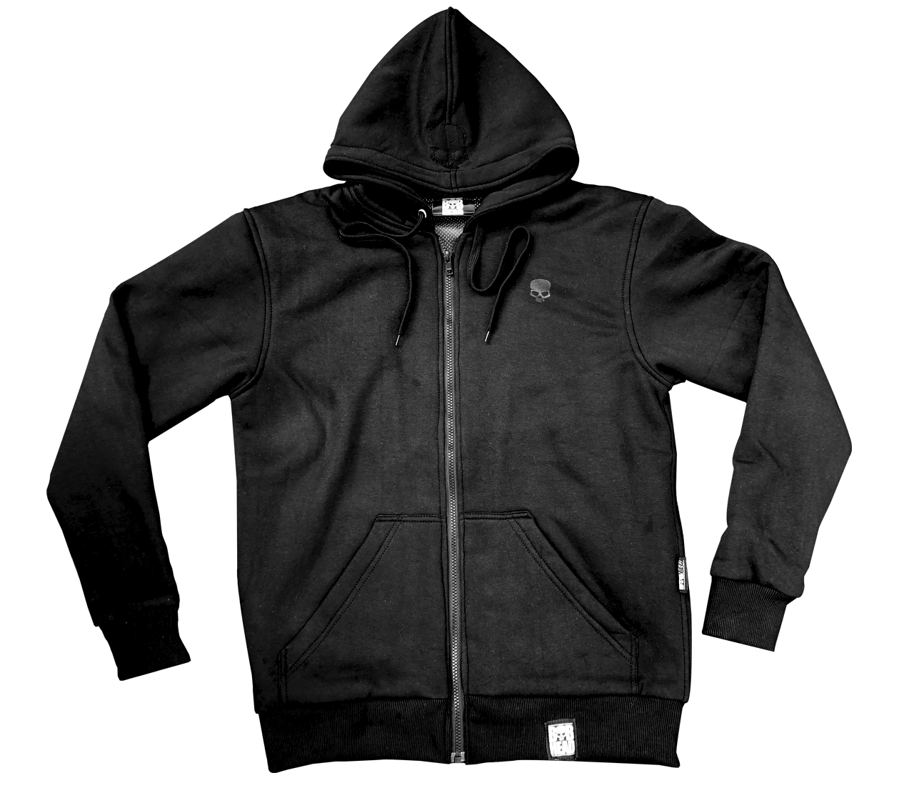 bobhead-All-Black-Hoody-Front